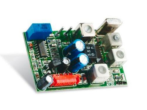 001AF40 Радиоприёмник встраиваемый (частота 40 МГц) для 001TCH-4024, 001TCH-4048