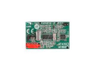 001AF868 Радиоприемник встраиваемый (частота 868,35 МГц) для 001TOP-862EV, 001TOP-864NA