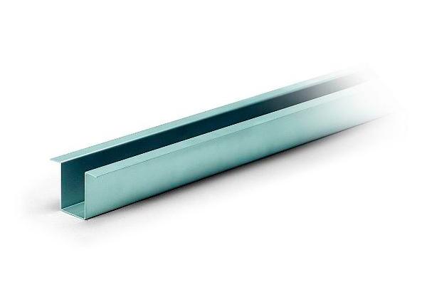 001CAR-4 Желоб для цепи, встраиваемый в дорожное покрытие /2 метра/
