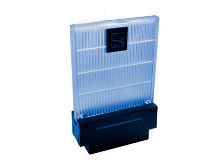 001DD-1KB Сигнальная лампа универсальная 230/24 В, светодиодное освещение синего цвета