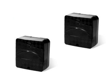 001DELTA-E Фотоэлементы (передатчик, приемник) накладные, дальность 20 м