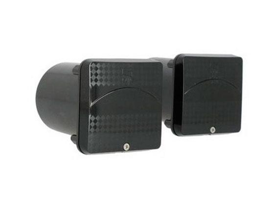 001DELTA-I Фотоэлементы (передатчик, приемник) встраиваемые, дальность 20 м