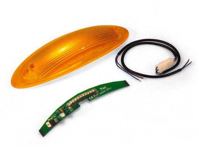 001G02801 Сигнальная лампа на тумбы шлагбаумов 001G4040Z, 001G2080Z