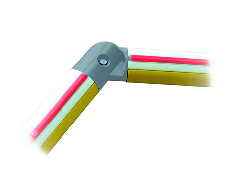 001G03755DX Шарнир для складной стрелы 001G03750 для правостороннего шлагбаума