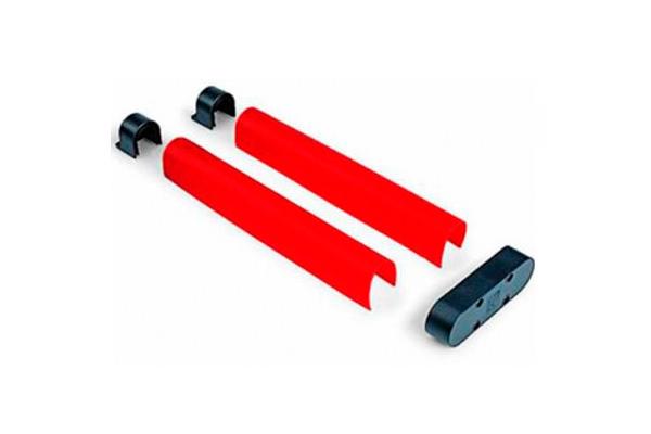 001G0403 Накладки резиновые на стрелу 4м