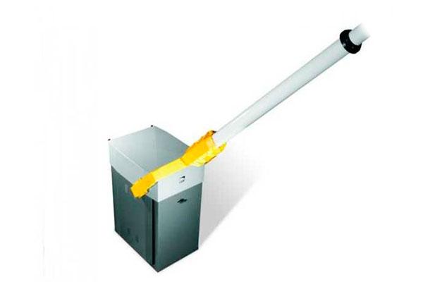 001G12000 Тумба шлагбаума с приводом и блоком управления