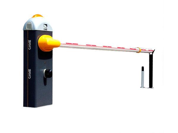 001G2080Z Тумба шлагбаума с приводом и блоком управления