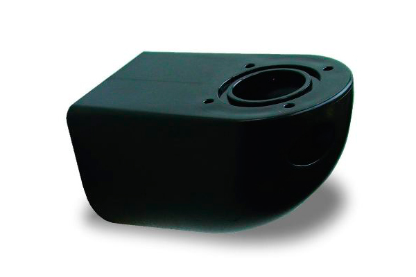 001KIAROS Кронштейн для крепления сигнальной лампы к вертикальной поверхности