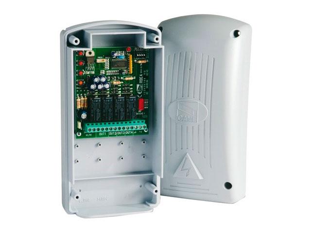 001RBE4N Внешний 4-х канальный радиодекодер