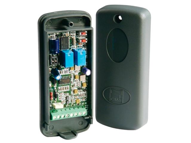 001RE432 Радиоприемник 2-х канальный в корпусе, универсальный