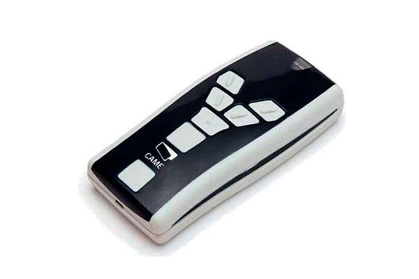 001TCH-4048 Брелок-передатчик 8-ми канальный (частота 40 МГц)