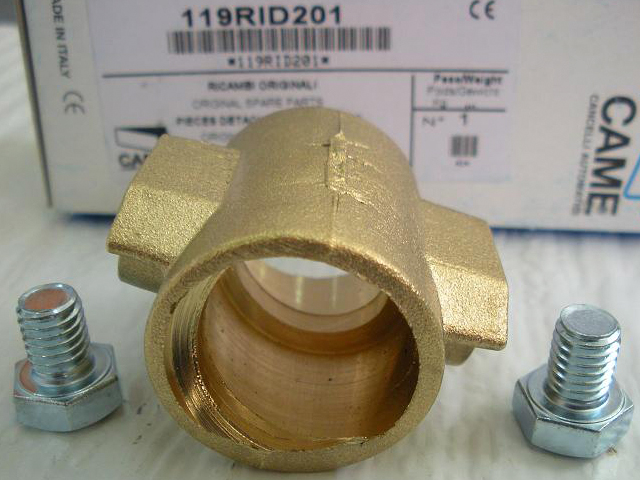119RID201 Втулка бронзовая ATI NEW