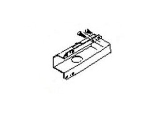 119RIG167 Кронштейн крепления стрелы G03750