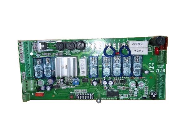 3199ZL38 Плата блока управления ZL38