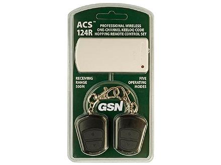 ACS-124R комплект одноканальный, 500м, AC/DC 24В