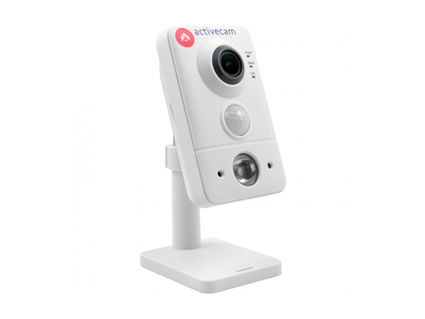 ActiveCam AC-D7121IR1W видеокамера 2.1Мп, f=2.8мм, ИК=10м, Wi-Fi, PIR