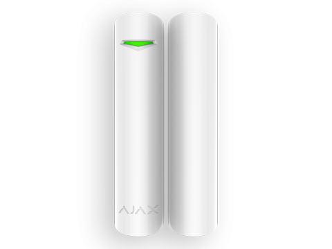Ajax DoorProtect Plus извещатель охранный точечный магнитоконтактный и вибрационный радиоканальный