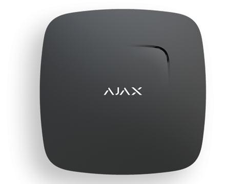 Ajax FireProtect извещатель пожарный дымо-тепловой радиоканальный с встроенной сиреной