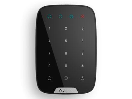 Ajax KeyPad клавиатура сенсорная радиоканальная