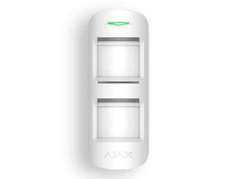 Ajax MotionProtect Outdoor извещатель охранный оптико-электронный радиоканальный
