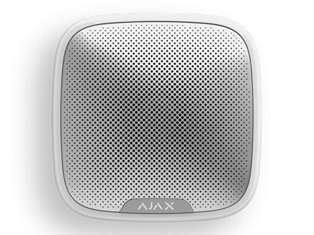 Ajax StreetSiren оповещатель светозвуковой радиоканальный