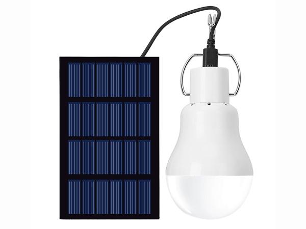 DiAl Solar lamp лампа на солнечной батарее