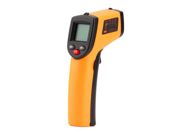 DiAl infrared thermometer бесконтактный инфракрасный термометр с лазером