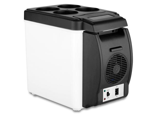 DiAl refrigerator автомобильный холодильник с функцией охлаждения и подогрева, 6Л, 12В DC