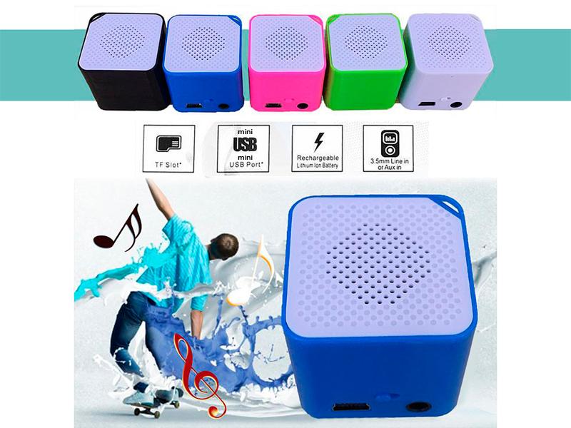 DiAl speaker MP3 колонка - плеер