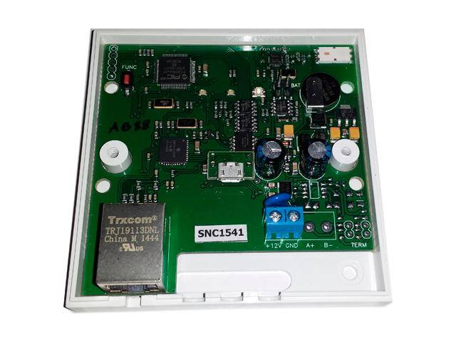 Gate-IC-Lock контроллер доступа