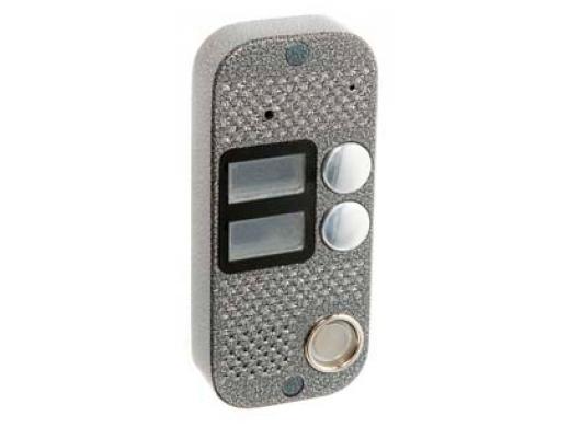 JSB-V082ТМ PAL вызывная панель видеодомофона на 2 абонента