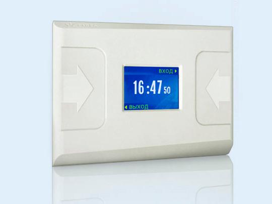 PERCo-CR01 контроллер регистрации