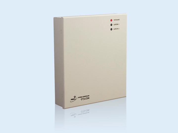 PERCo-CT/L04 универсальный контроллер замка/турникета
