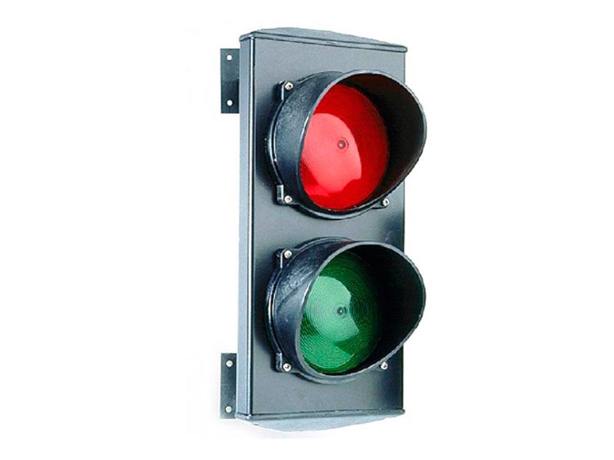 PSSRV1 Светофор ламповый