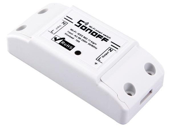 Sonoff Basic WiFi переключатель 230В, 10А