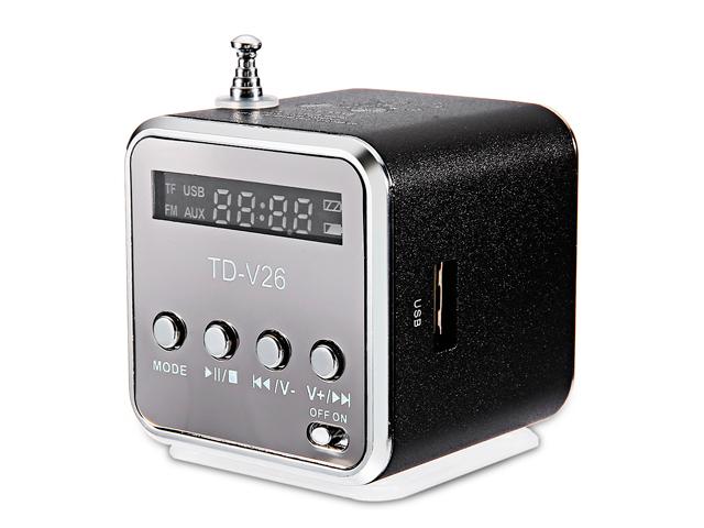 TD-V26 портативный мини динамик