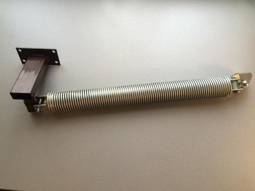 РДП-8 доводчик пневматический наружной и внутренней установки