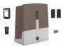 BXV BROWN комплект для откатных ворот со створкой весом до 400 кг (CAME арт.001UOPS2000)