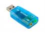 DiAl 3D-sound внешняя звуковая карта USB