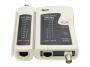 DiAl cable tester тестер сетевого кабеля и коаксиального (RJ45 + BNC)