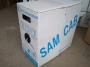Кабель витая пара SAMCAB U/UTP Cat5е PVC 4х2х0,52 305м